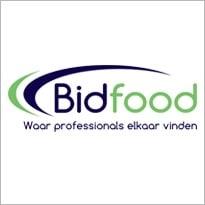 Logo van horecagroothandel Bidfood