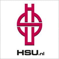 Logo van payrolling en uitzendbureau HSU.nl